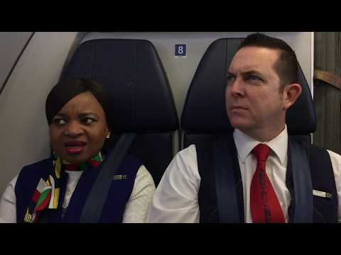 CABIN CREW TRAINING: DITCHING - SHORT (1O MINUTE) PREPARATION