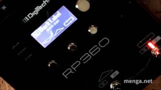DigiTech RP360 Demo (all sound, no talking)