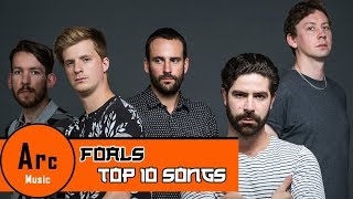 Top 10 Songs by Foals chords | Guitaa.com
