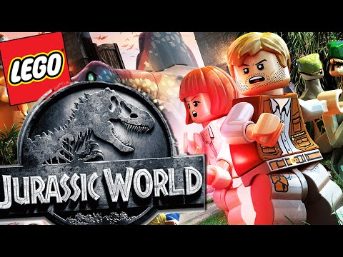 Lego Jurassic World | CREATING MY OWN DINOSAURS!!