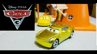 "Disney Cars 3 Mattel Mettalic Cruz Ramirez | NEW 2018 ""Scavenger Hunt"" (Single) Diecast!"