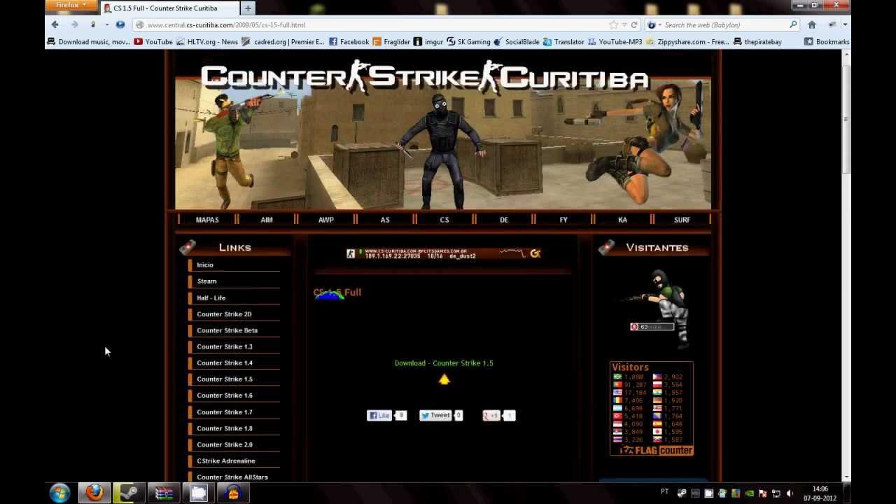 counter strike 1.5 vollversion