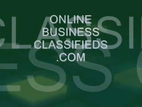 Online Business Classifieds