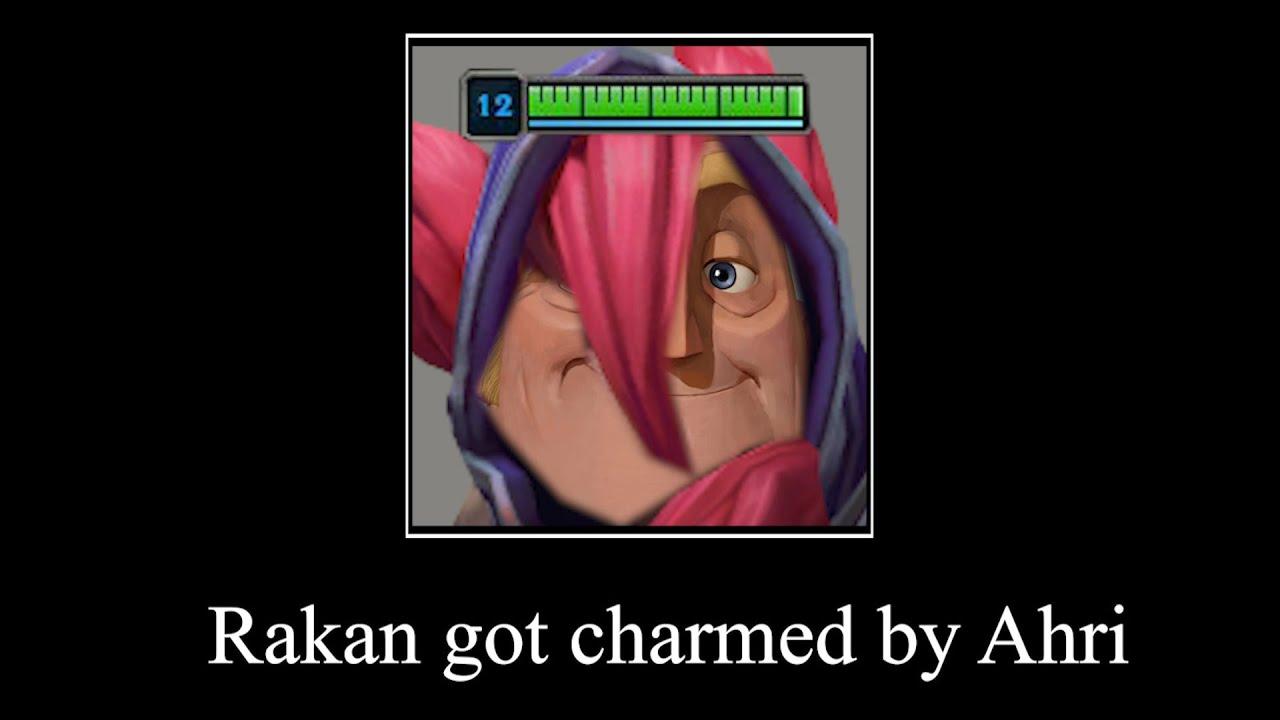 Xayah and Rakan be like...
