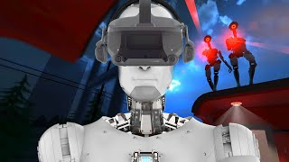 Robotter efter... ROBOTTER?! - Budget Cuts VR Dansk med ComKean
