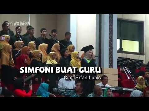 Simfoni buat guru - ade amelina feat ahmad fauzan