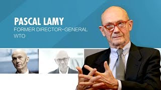 Talking to former WTO director-general
