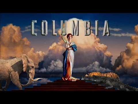 Columbia Pictures Intro  -  The Torch Lady QUITS !!!  -  HD