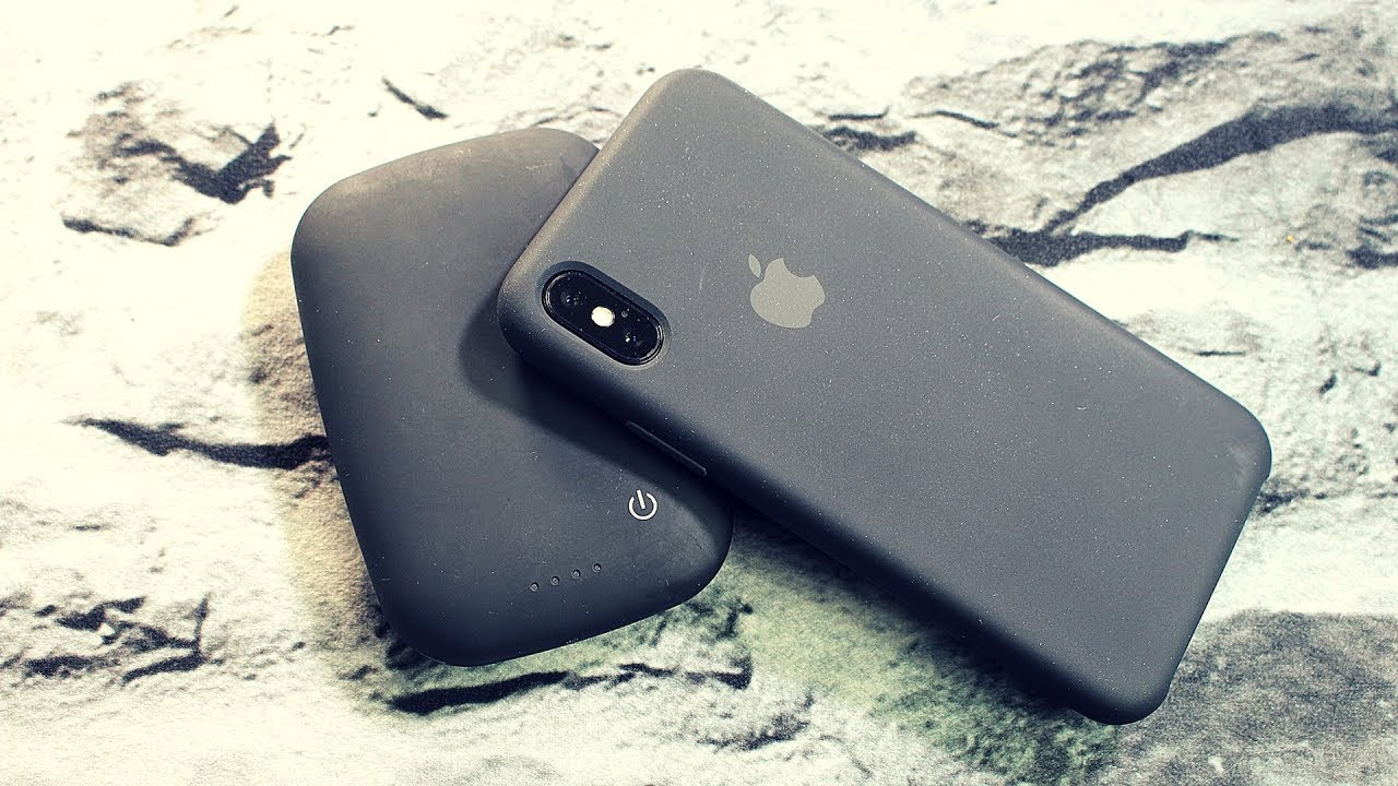 iphone xs black silicone case