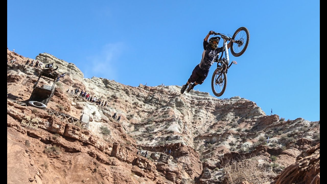 mountain bike chronicles red bull rampage s1e15 season. Black Bedroom Furniture Sets. Home Design Ideas