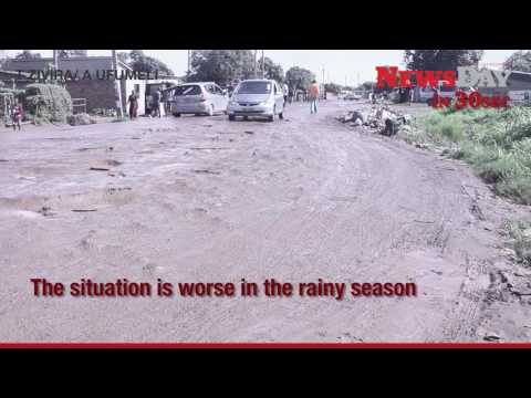 NewsDay in 30sec : Harare's neglected roads