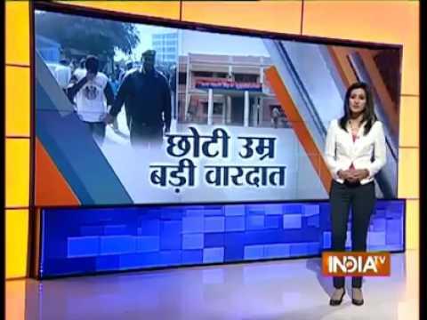 Goga dundahera  ashu aakash...arrest gurgaon police