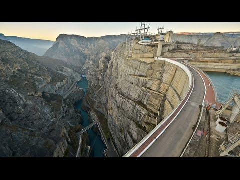 25 Tallest Dams In The World