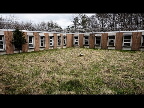 Abandoned Max Security Prison for Kids (URBEX) P4