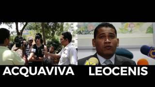 Acquaviva VS Leocenis Garcia
