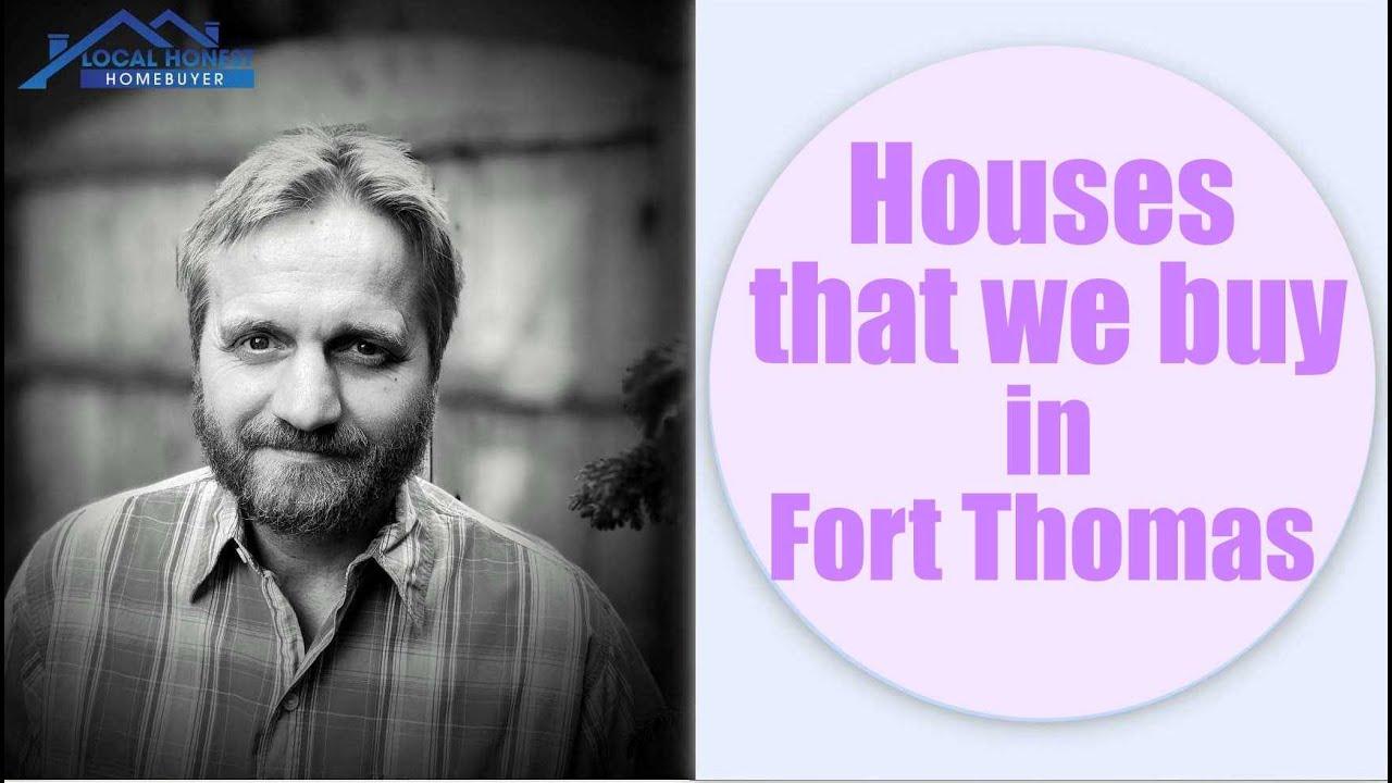 We Buy Houses Fast | Houses We Buy In Ft. Thomas