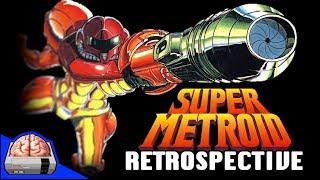 Super Metroid Review and Retrospective SNES