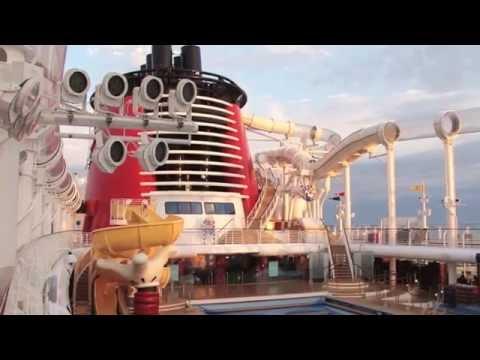 Disney Dream Cruise Ship Cocoa Beach Port Florida
