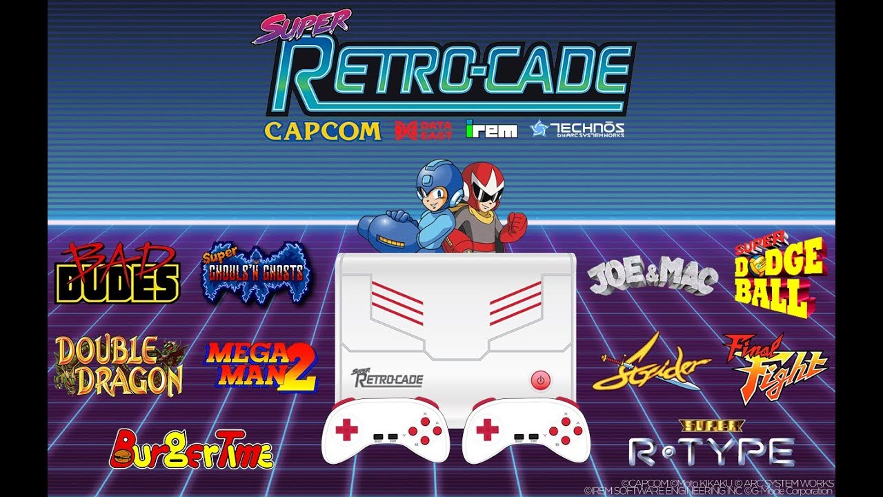 Retro-Bit Super Retro-Cade Review - A High-Quality RetroPie