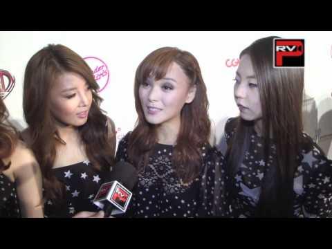 The Wonder Girls Movie Premiere at CGV Cinemas also with the School Gyrls