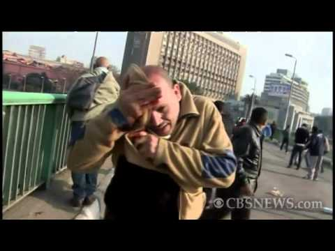 Egypt Clashes: Police and Protesters Face Off