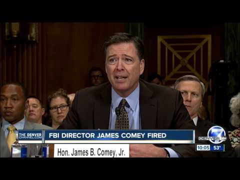 Colorado's Republican members of Congress silent after Comey fired