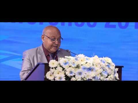 Premdut Koonjoo, Minister of OEMR, Fisheries & Shipping, Mauritius at IOC-2017
