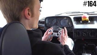 AUTO RIJDEN MET CONTROLLER - MILANKNOL VLOG #164