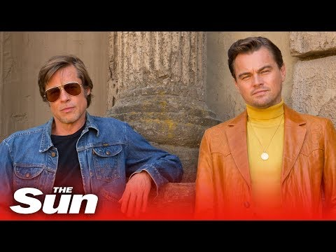Quentin Tarantino's Once Upon a Time in Hollywood (2019) trailer HD