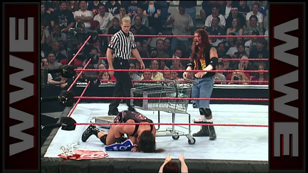 Image result for backlash 2001 Hardcore Championship