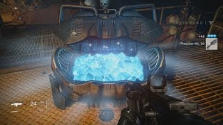 Destiny - Gold Loot Chests: Earth