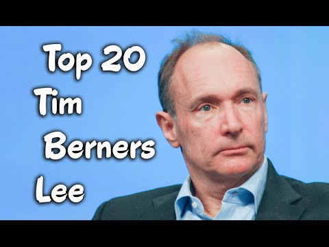 berners lee and the world wide web Haha, just kidding well, not about the prize part sir tim berners-lee, inventor of the world wide web, just won the acm turing award and the $1 million purse that comes with it the sum seems.
