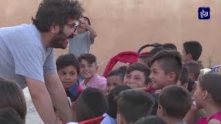 سينما متنقلة لتعريف الأطفال الأكراد في روجافا على الفن السابع - (20-8-2019)