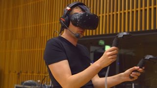 24 Stunden in der Virtual Reality || PULS