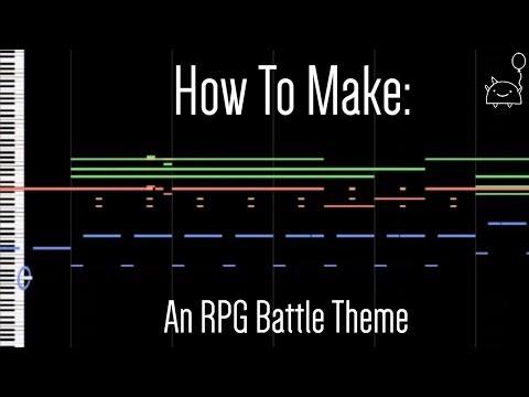 How To: Make An RPG Battle Theme In 6 Minutes (+ Full Song At The End) || Shady Cicada