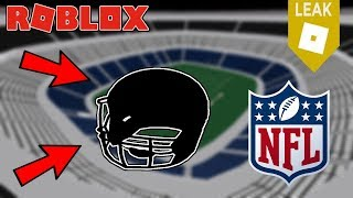 [SECRET EVENT 2018!] ROBLOX NFL EVENT LEAK & PREDICTION | Roblox