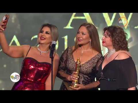 جائزة مهرجان السينما العربية للنجمة