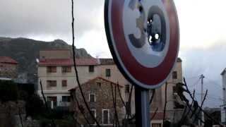 LA BEREZINA - Scarafino Viceral (Corsica)