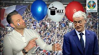 ALLEZ LES BLEUS // EURO 2021// MAX LE MAGICIEN