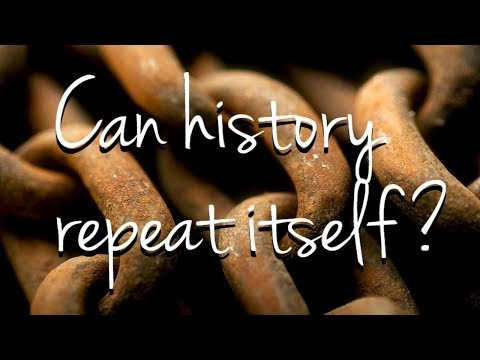 Can history repeat itself? | Libya, Human-traffiking & Slavery | What can you do?