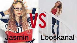 Jasmin VS Lea ( Looskanal ) Musical.ly Battle Compilation 🔥