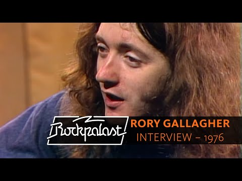 Rockpalast Interview (1976)