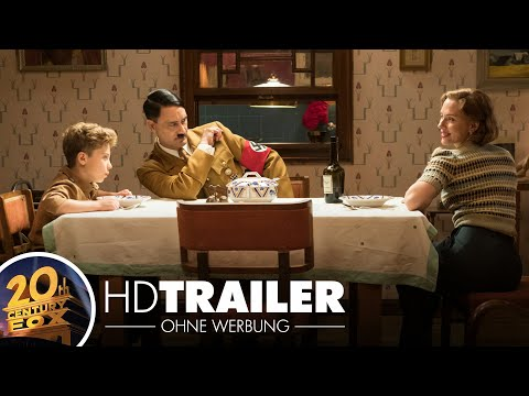 JOJO RABBIT | Offizieller Trailer 2 | Deutsch HD German (2020)