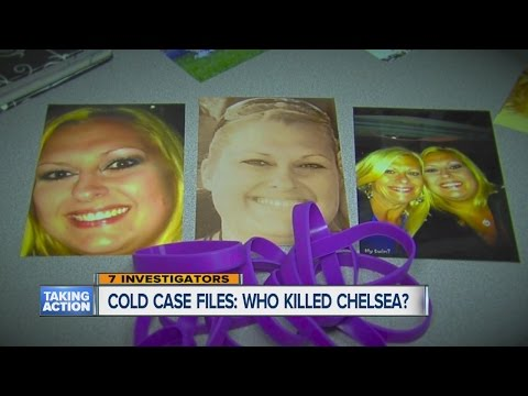Cold Case Files: Who killed Chelsea Small