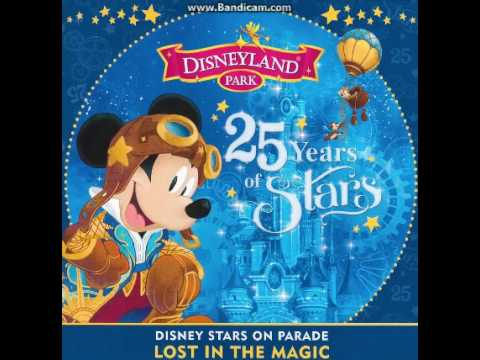 """CD """"Lost in the Magic"""" Complete CD Soundtrack"""