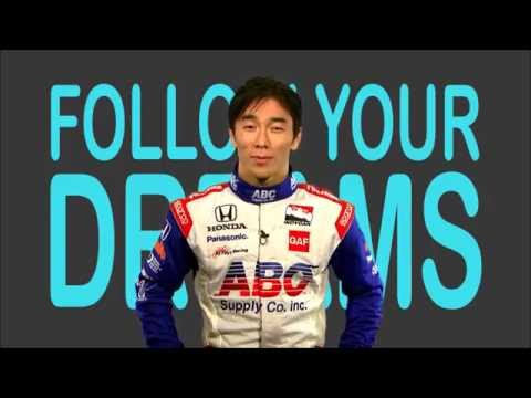 Commercials Featuring IndyCar Drivers (Part 2)