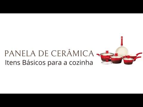 COMO COMPRAR PANELA DE CERÂMICA!