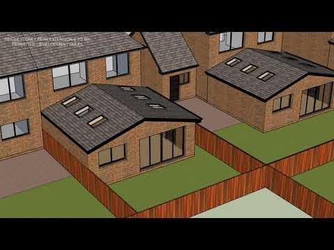 Permitted Development - Ground Floor Rear Extension (6-8m) - Part 2