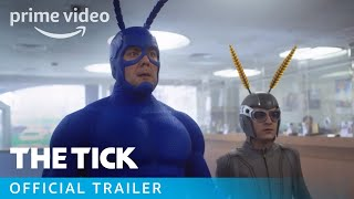 The Tick Season 2 - Official Trailer | Prime Video