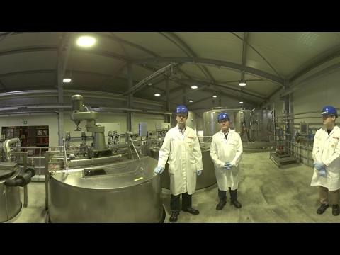 Shell Technology Center Hamburg virtual Tour 360 - Blending Plant